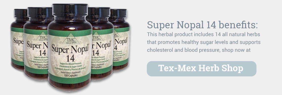 Tex-Mex Curios Herb Shop